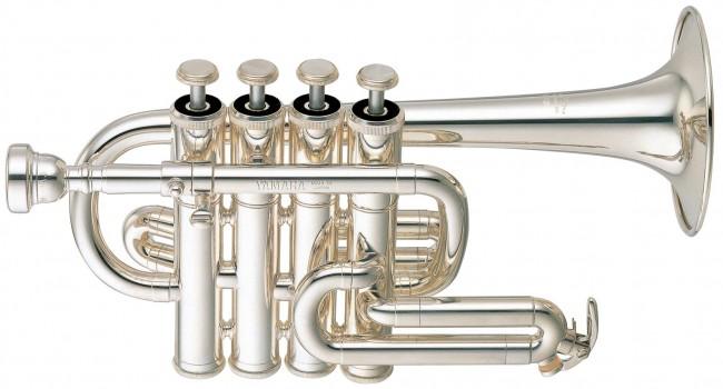 Trompette Sib/La 4 pistons YAMAHA YTR-6810 JS Musique