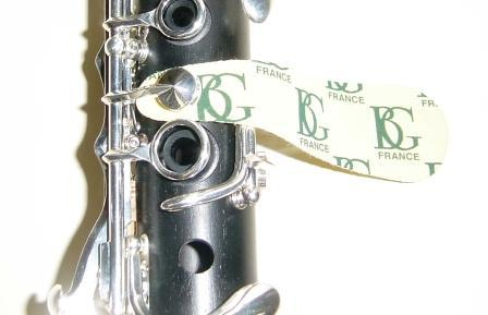 BG A65U clarinette
