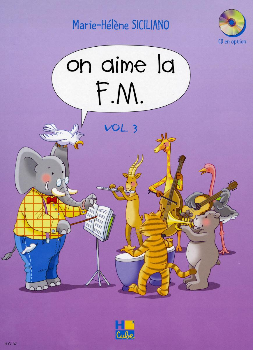 ON AIME LA FM VOL 3