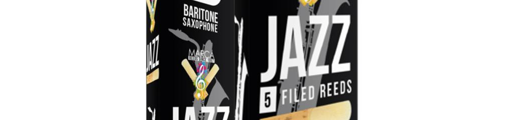 Anche sax Baryton Jazz Filed boite de 5