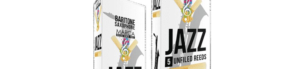 Anche sax Baryton Jazz UnFiled boite de 5