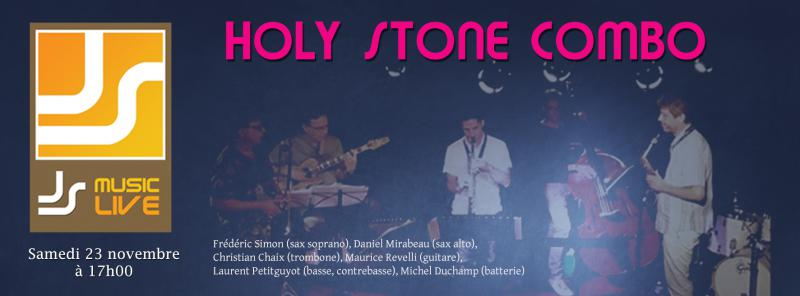 Concert Holy Stone Combo